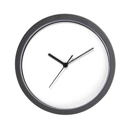 550x550 Elephant Profile Drawing Wall Clock