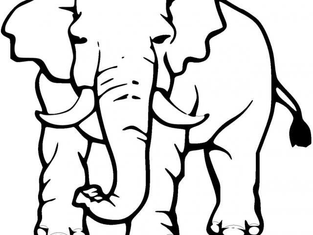 640x480 Free Asian Elephant Clipart, Download Free Clip Art