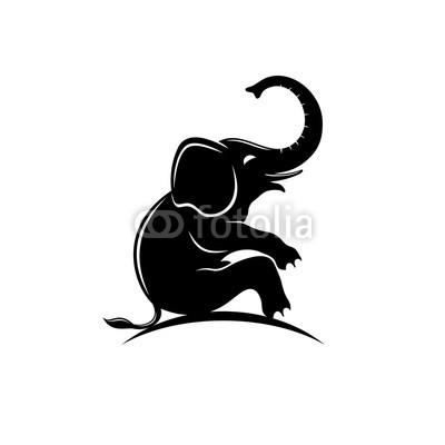400x400 Sitting Elephant Buy Photos Ap Images Detailview
