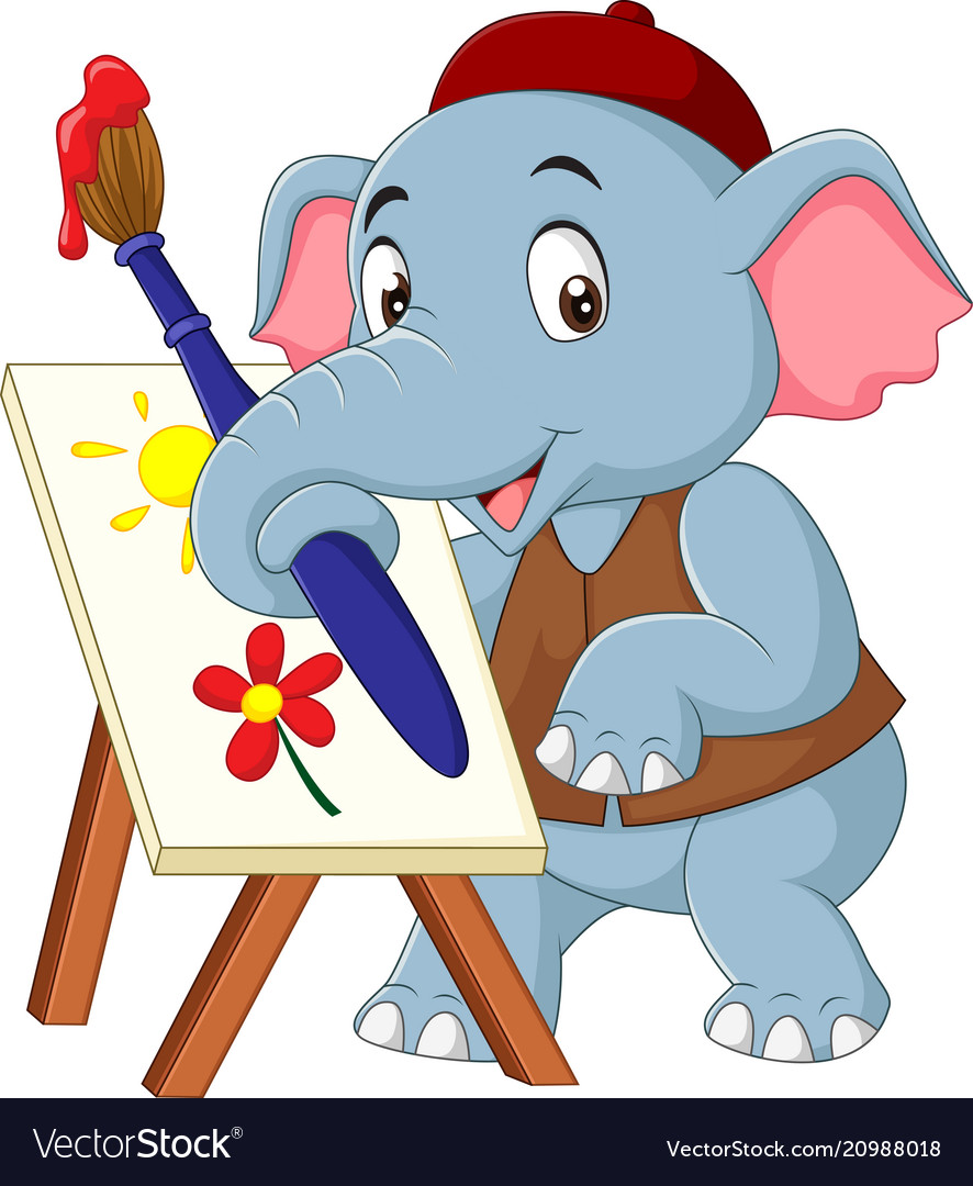 886x1080 Weird Cute Elephant Drawing How To Draw An Easy Youtube