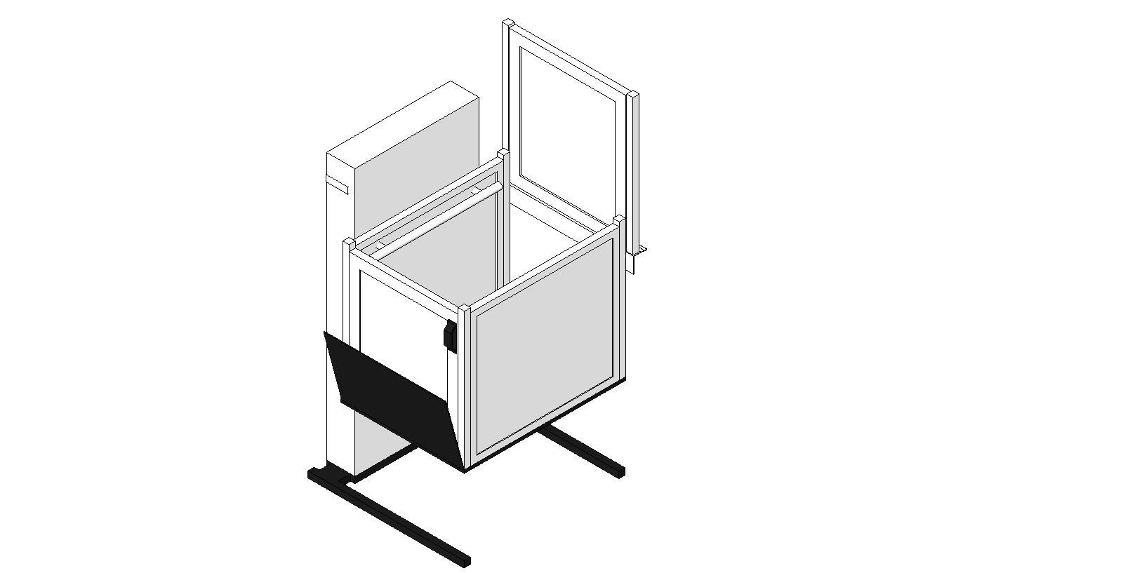 1600x817 Elevator Drawing Bim For Free Download