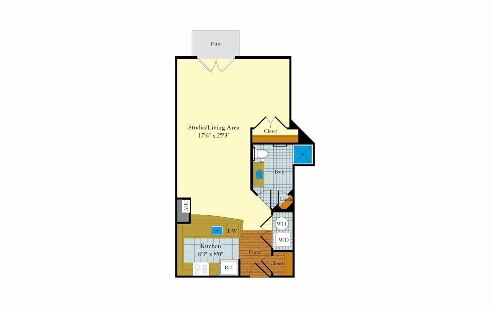 Elevator Plan Drawing