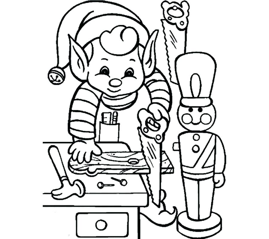 900x800 Elf On The Shelf Coloring Pages Free Beautiful Vintage Christmas