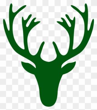 320x363 Elk White Tailed Deer Moose Drawing