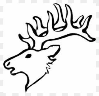 320x313 elk clipart, transparent elk clip art png download