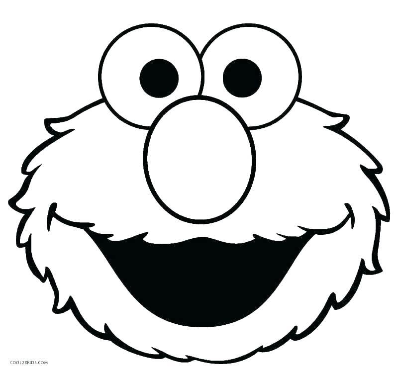 Elmo Cartoon Drawing Free Download Best Elmo Cartoon