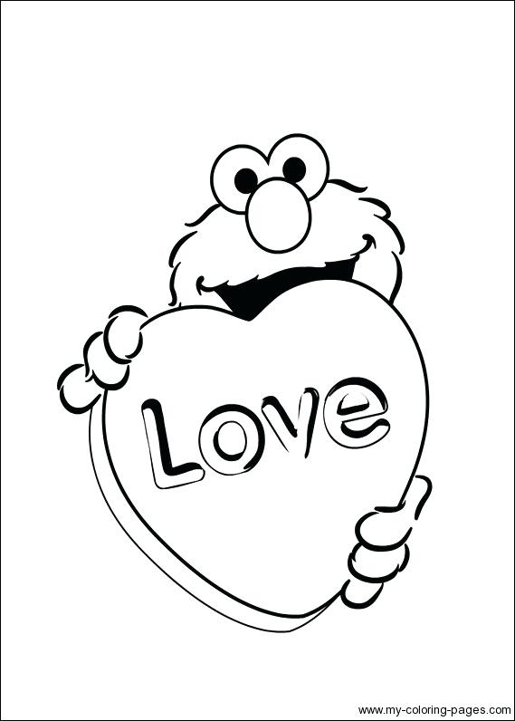 Elmo Drawing | Free download on ClipArtMag