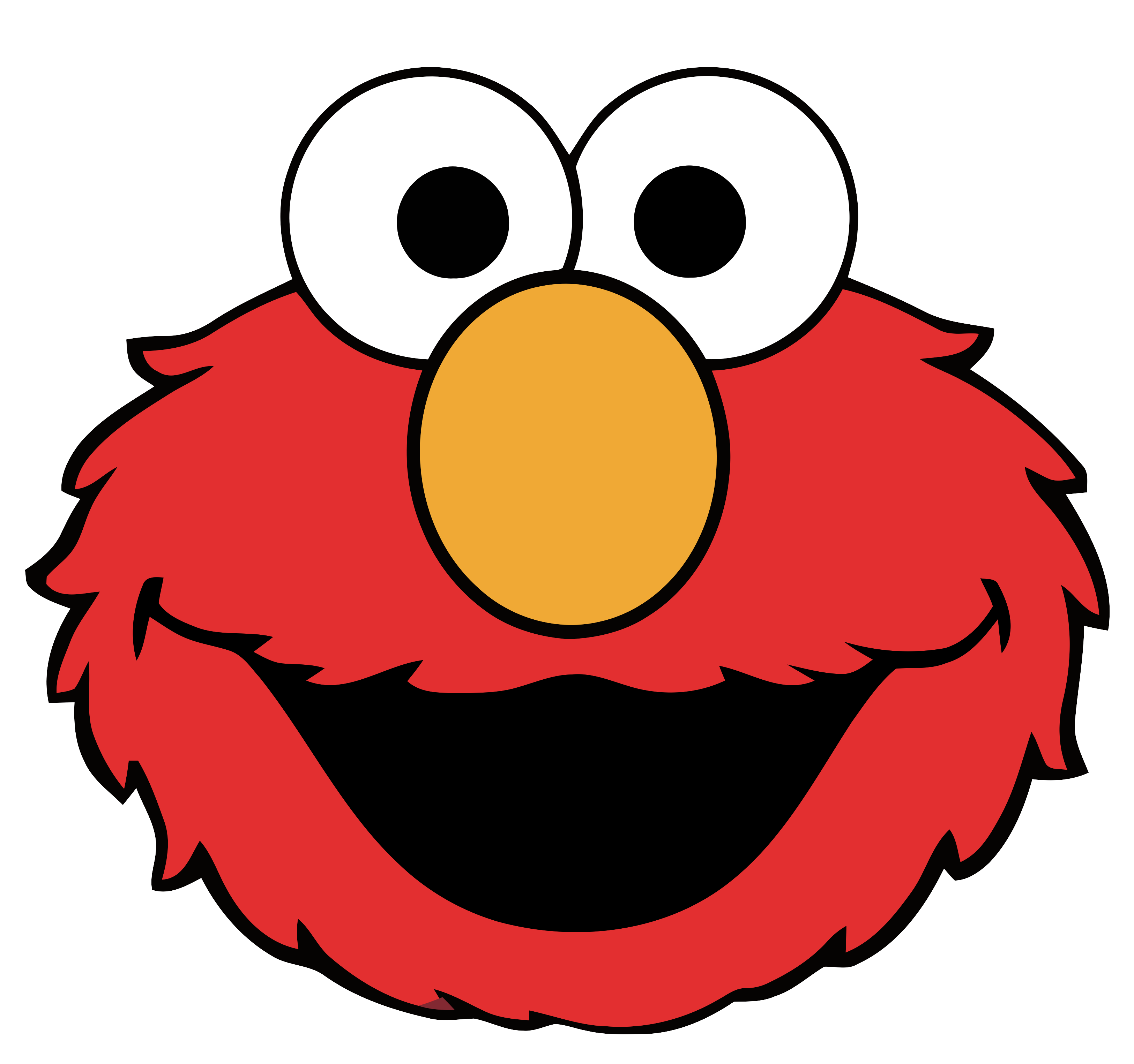 Elmo Drawing Free Download Best Elmo Drawing On Clipartmag Com