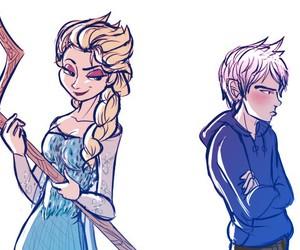Elsa Frozen Drawing Full Body