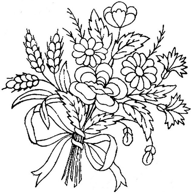Embroidery Designs Drawing