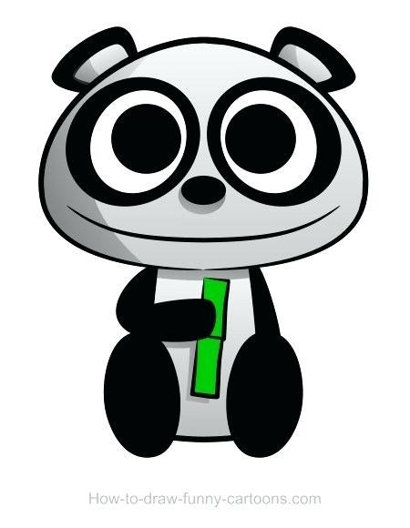 450x580 panda easy draw panda drawing panda drawing easy cute step