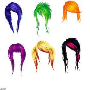 300x300 anime hair styles hairstyles hair styles, emo hair, manga hair