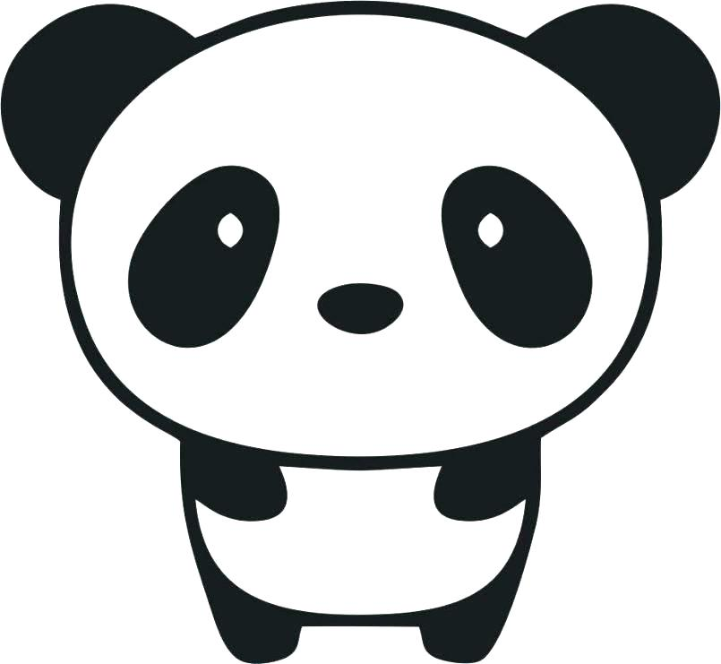 805x741 Easy Panda To Draw Image Titled Draw Emo Panda Step Cute Easy