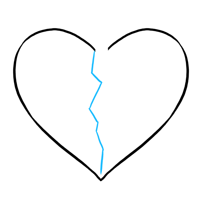 680x678 Drawing Sadness Broken Heart Transparent Png Clipart Free