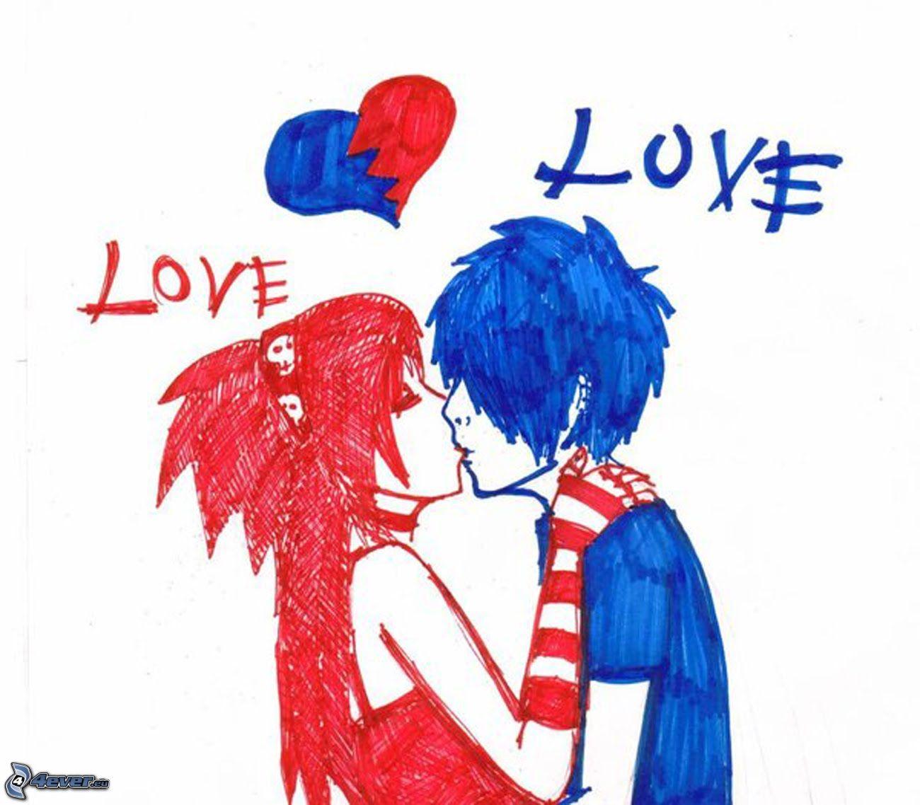 1300x1138 Emo Love