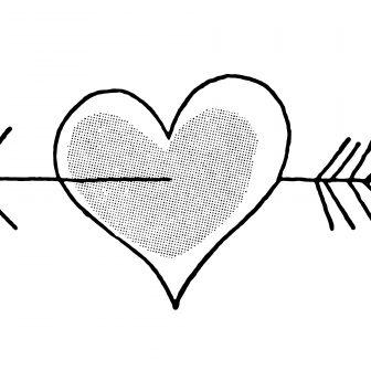 336x336 Broken Heart Sketch Images Emo Drawings Pretty Sad Simple Deep