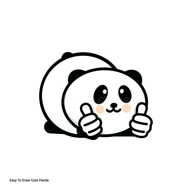 800x800 Easy Panda To Draw Image Titled Draw Emo Panda Step Cute Easy