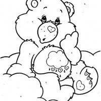 200x200 Emo Teddy Bear Coloring Pages Murderthestout