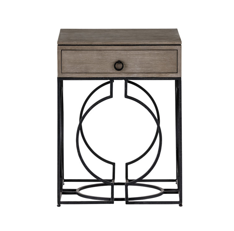 755x747 Gabby Cersei End Table Wayfair