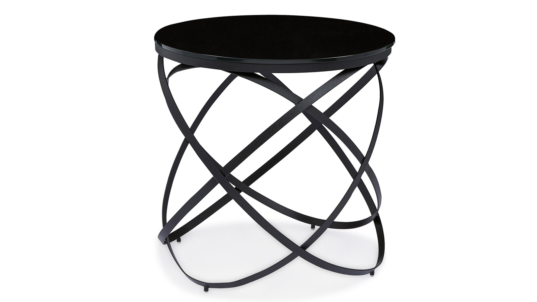 1778x1000 Zinta End Table Black Glass Zuri Furniture