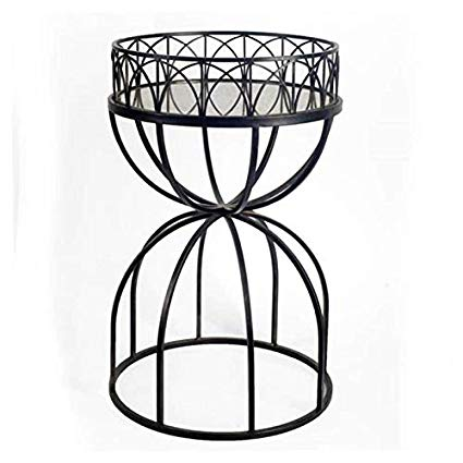 425x425 Iron Base End Table