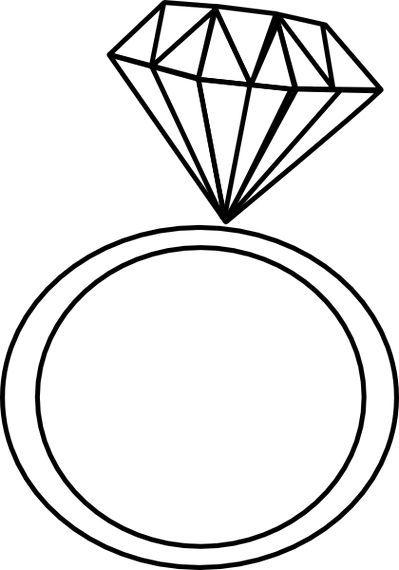 399x570 diamond ring clipart diamond engagement ring clipart clipartfest