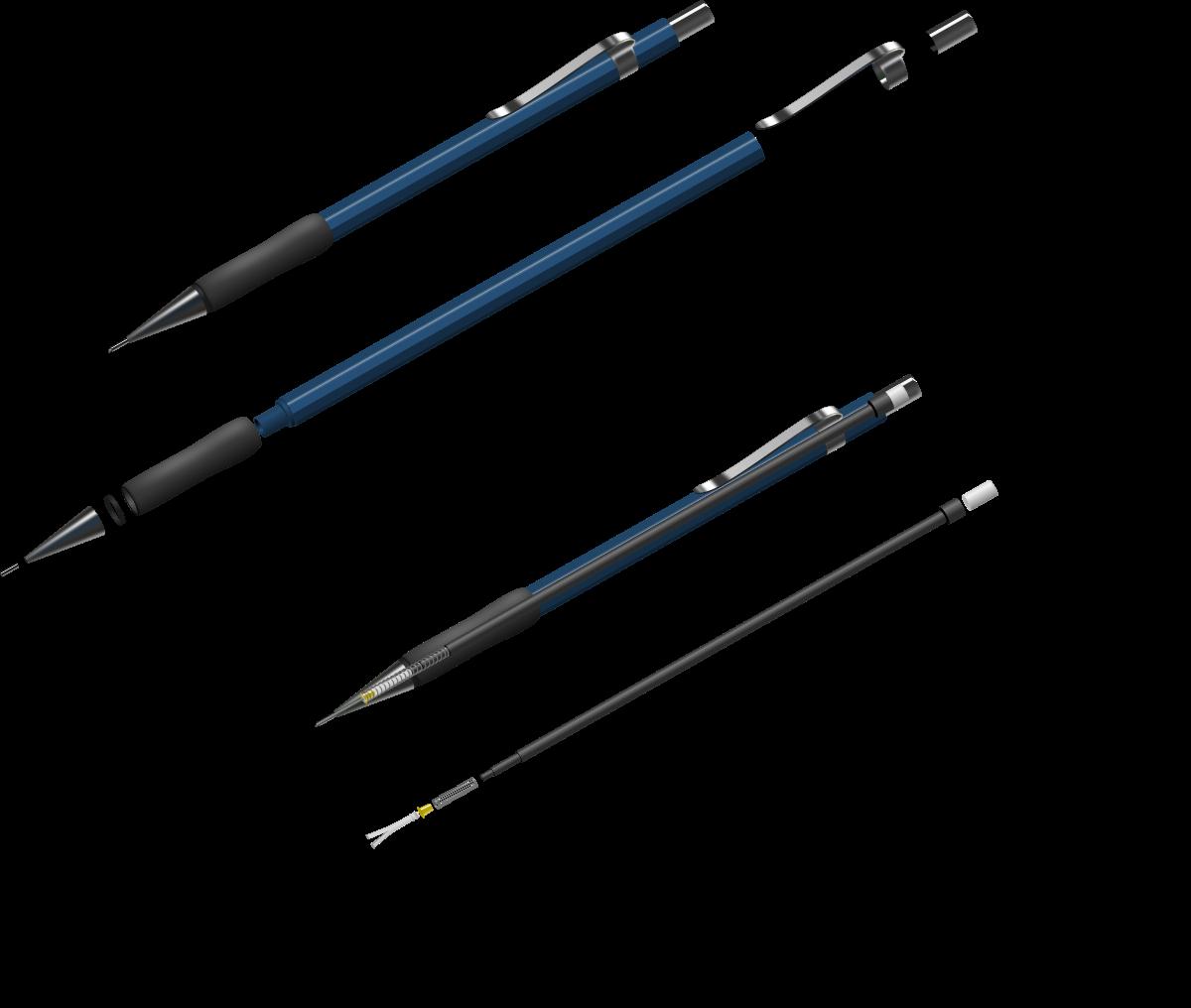 1200x1016 Mechanical Pencil