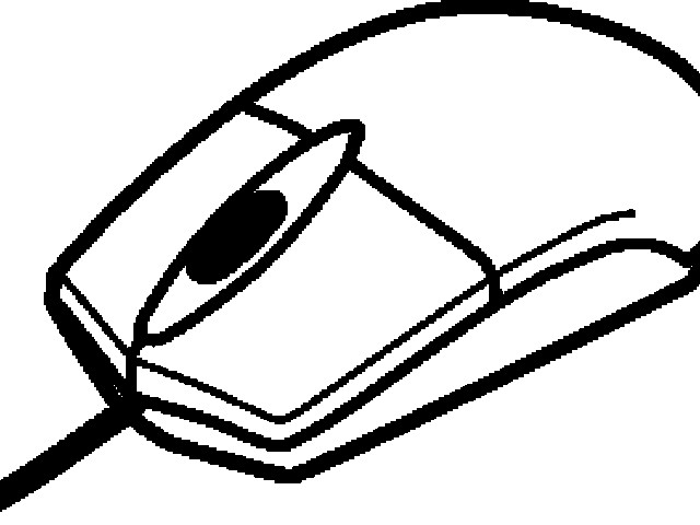 640x480 computer mouse vector computer mouse drawing