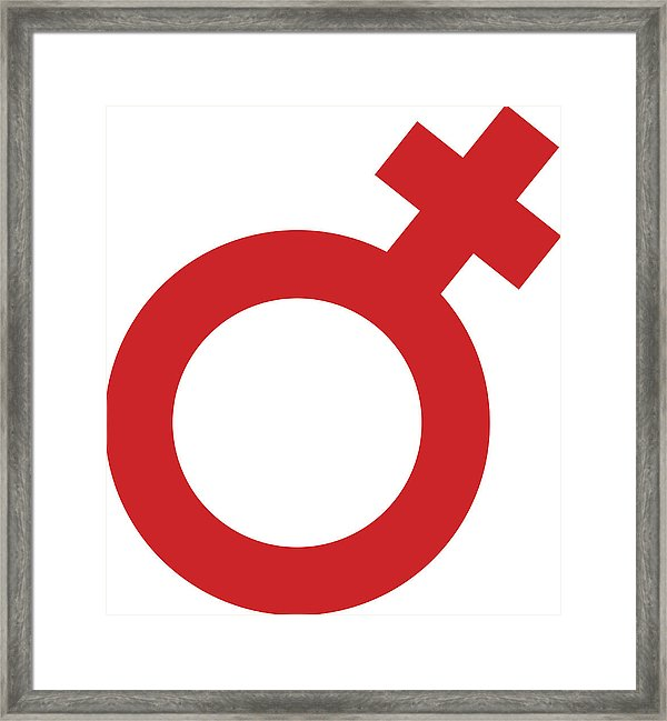 600x649 Gender Inequality And Equality Icon Symbol Male Female Girl Boy