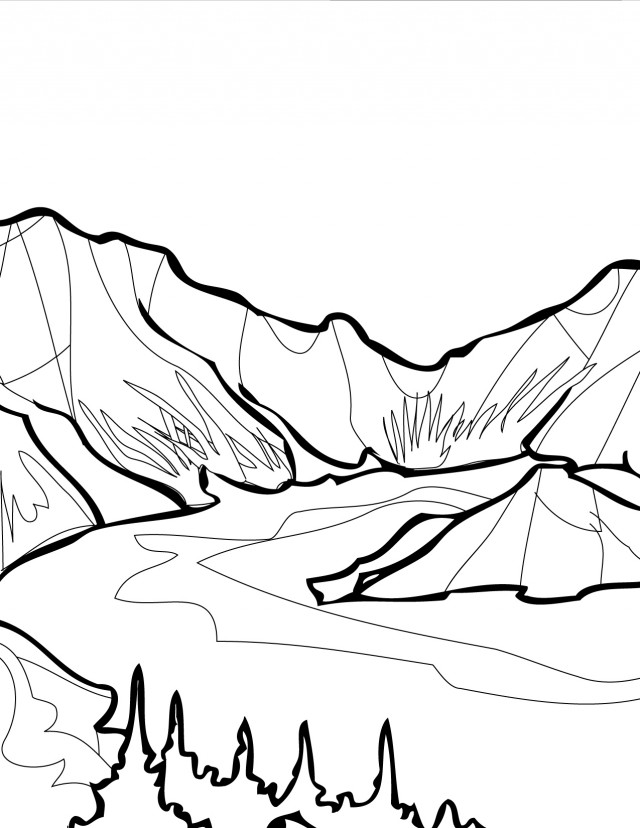 Erosion Drawing