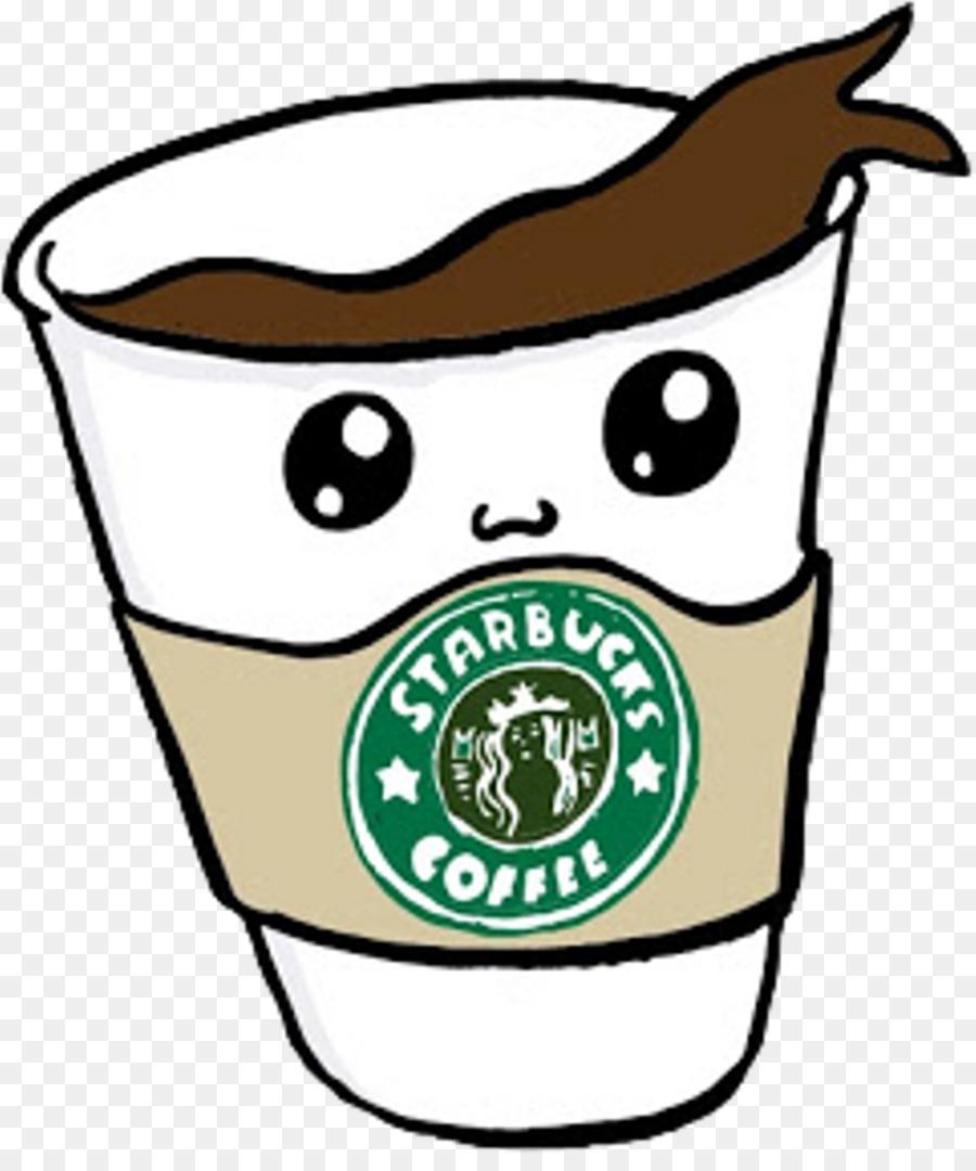 900x1080 Coffee Latte Starbucks Frappuccino Drawing