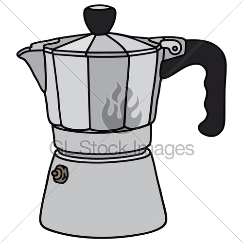 500x500 Espresso Maker Gl Stock Images
