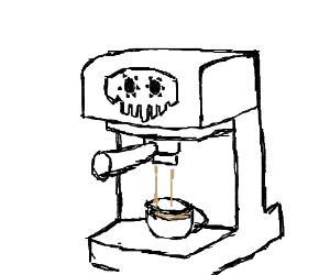 300x250 Sombra's Espresso Machine