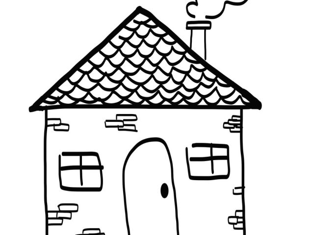 640x480 gallery cartoon drawings of houses drawing art gallery avec haus