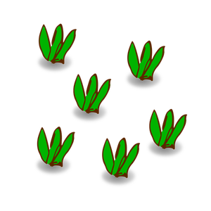 300x300 Leaves Free Clipart