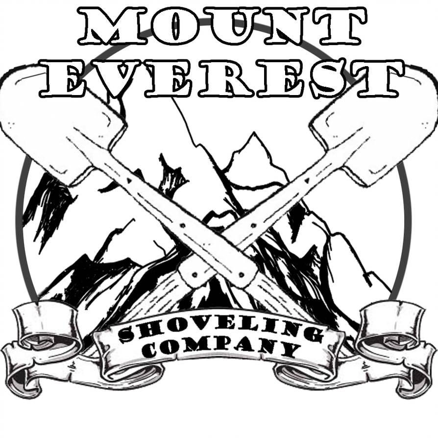 894x894 Mount Everest Shoveling Co