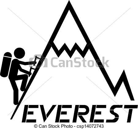 450x419 climbing everest creative design of climbing everest