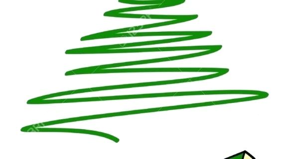 570x320 Christmas Tree Pencil Drawing Image Credit The Above Is A Good