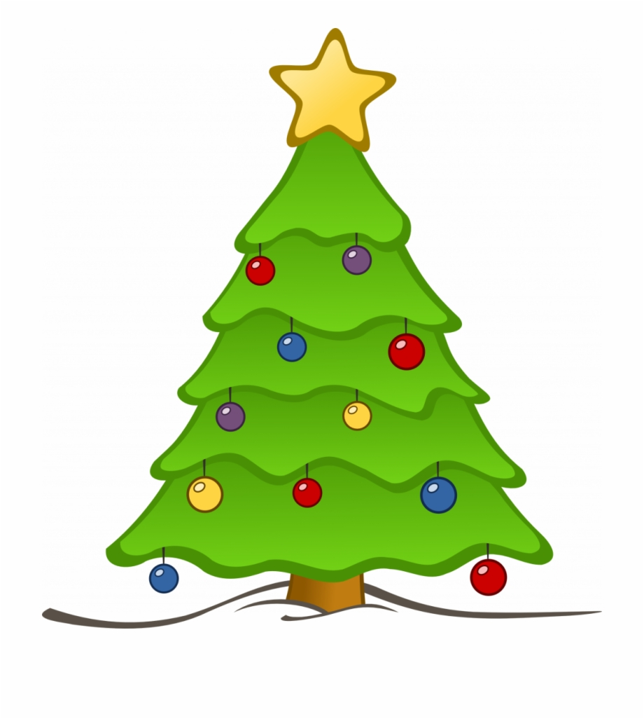 920x1026 Christmas Clipartmas Tree Clip Art Free Images Cliparting