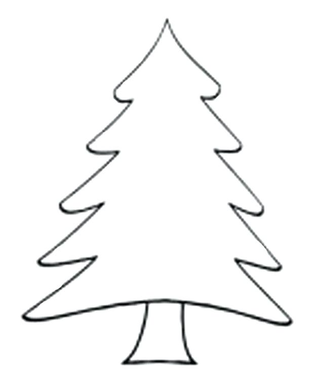 620x755 christmas tree clip art tree christmas tree clip art black