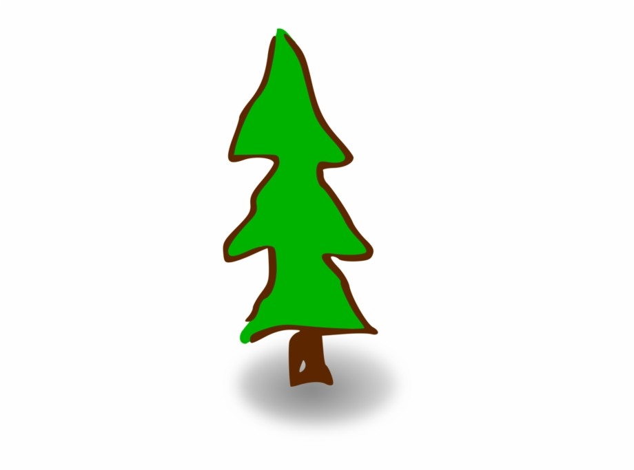 920x683 Christmas Tree Fir Drawing Graphic Arts