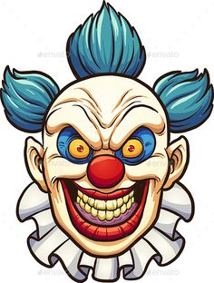 236x312 best evil clown tattoos images evil clown tattoos, evil