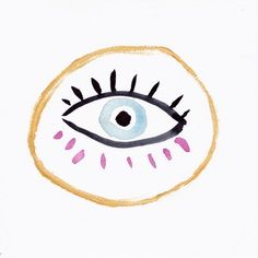 236x236 Best Evil Eye Images Evil Eye, Eyes, Eye Painting