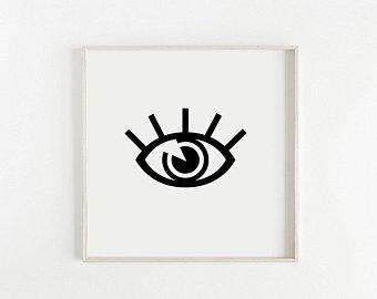 340x270 Evil Eye Art Etsy