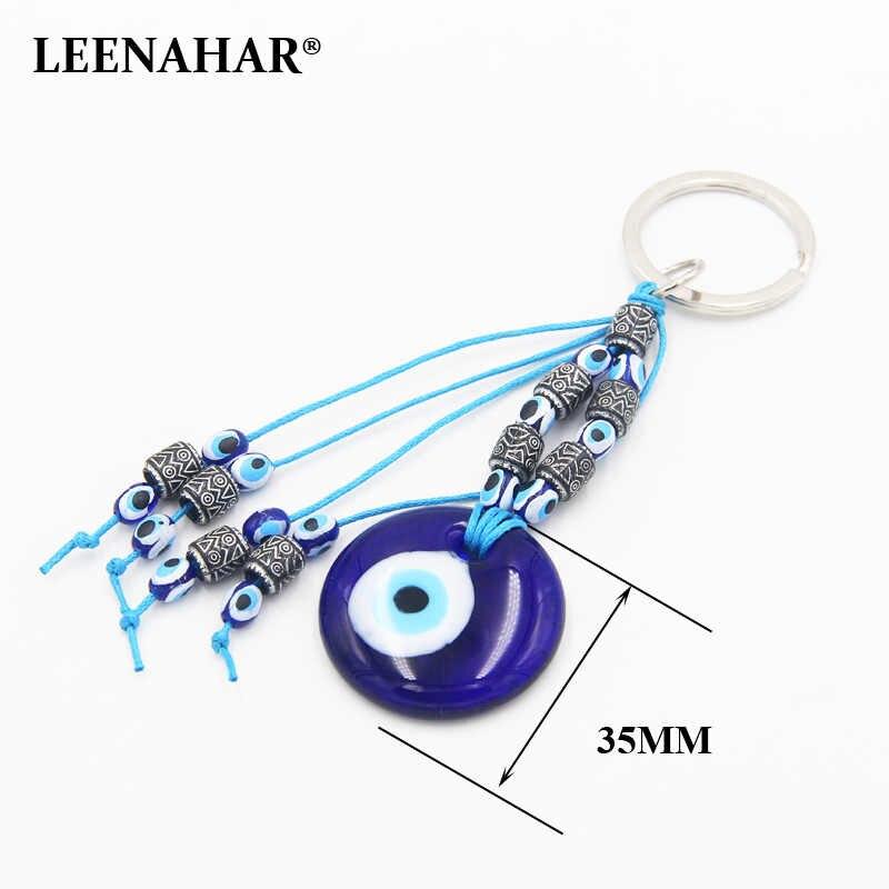 800x800 Detail Feedback Questions About Leenahar Blue Evil Eye Pendant