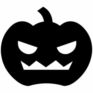 320x320 Hd Scary Pumpk Png Icon Free Download