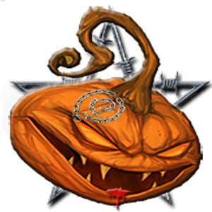 300x300 Collection Of Free Pumpkin Drawing Evil Download On Ui Ex
