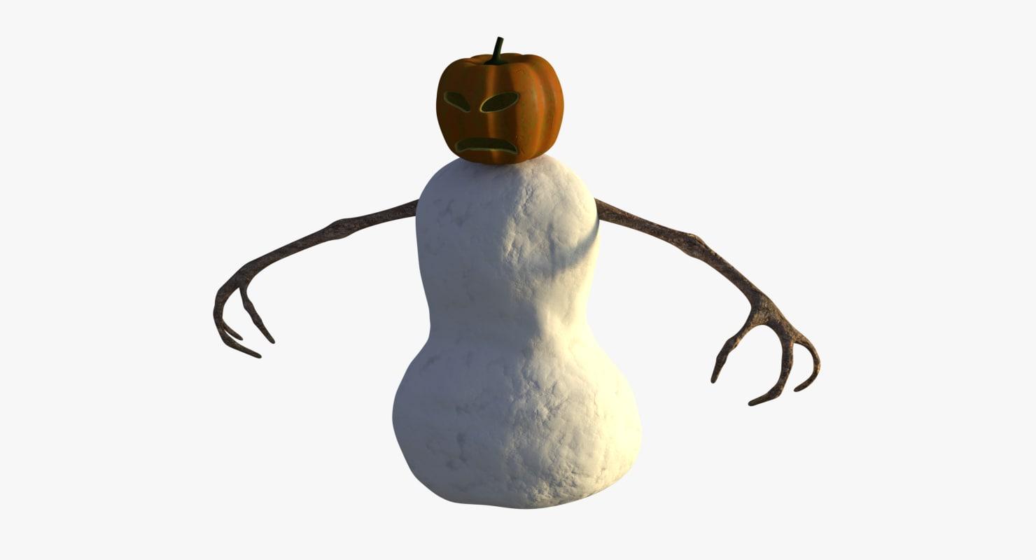 1480x800 Evil Snowman