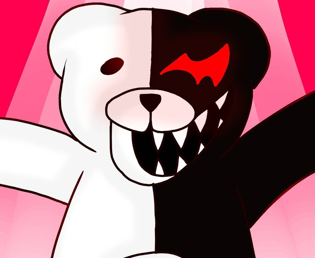 1024x839 Evil Drawing Of Bears