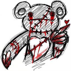 250x250 Evil Teddy Bear
